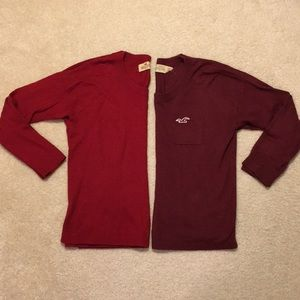 EUC Hollister sweater bundle size XS